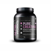 PURE CREATINE Monohydrate 100 % 1kg