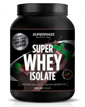 1,3kg Mint Chocolate Isolate Supermass