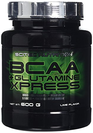 BCAA + Glutamine Lime Xpress 600g