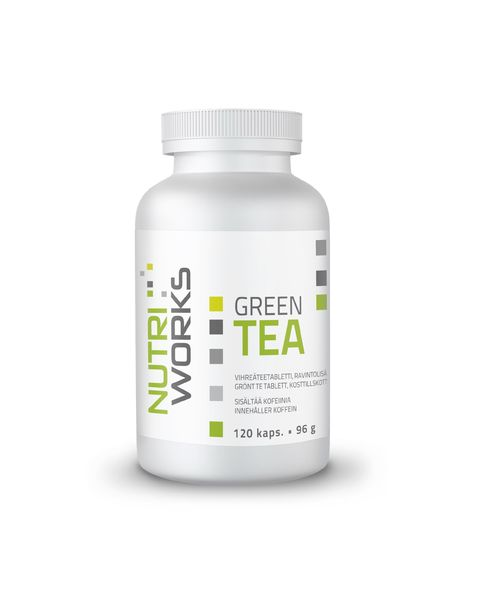 GREEN TEA 120tabl