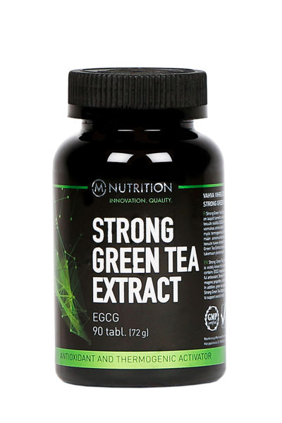 Strong Green Tea Extract 90tabl