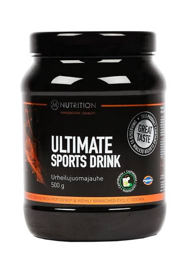 Ultimate Sports Drink Caipirinha 500g