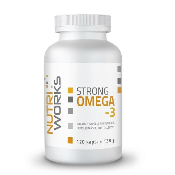 Strong Omega 3 120tabl